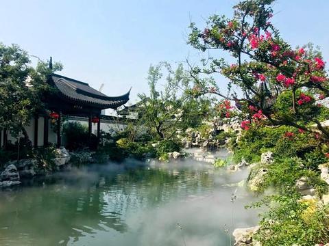都是高端仿古别墅,临沂沂州古城和绿城春江明月哪个更值得投资?
