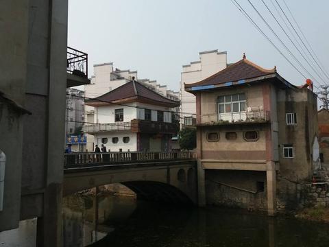 """安徽被洪水淹没的古镇,人称合肥""""小南京"""",无需门票至今无人知"""