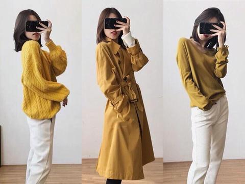 秋冬穿出气质并不难,21套穿搭配色示范,满满的高级感和品质感