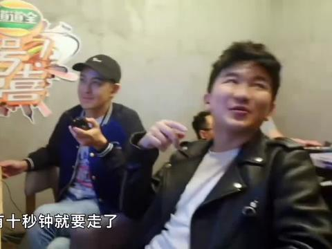 林志颖张大大两人咖啡馆表演,张大大遭吐槽:什么鬼,心态炸裂!