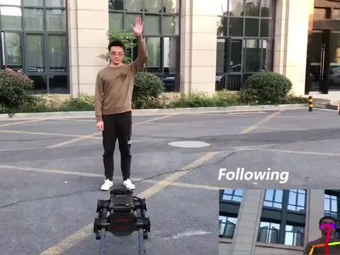 华为,宇树科技机器狗,挑战波士顿动力!