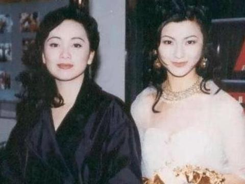 她曾是亚视一姐,邓萃雯眼红她,雪藏失踪12年后幸福的像少女!