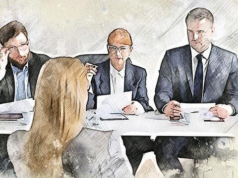 大学生求职就业,如何准备一场面试?回答清晰礼貌、善于推销自己