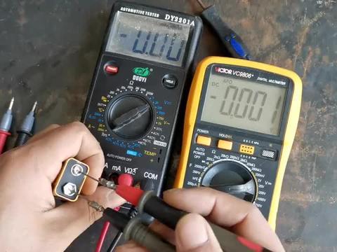 万用表直流电压档,测量值偏高的故障你遇到过吗?