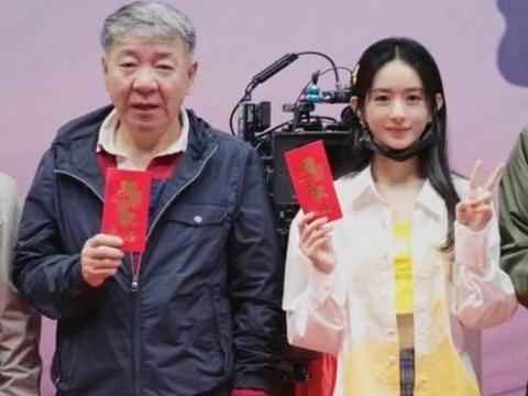 赵丽颖《幸福到万家》开机,时隔14年跟郑晓龙再次合作,有望转型