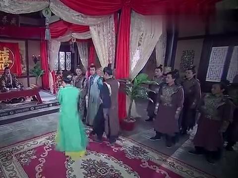 美女顶替公主嫁给小伙,父亲得知怒火冲天,竟要将她乱棍打死