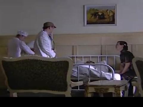 剑谍:秦太太因秦文廉动手术的事求汪太太,汪太太并没露面