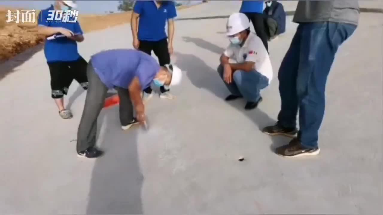 30秒 助力当地农业发展 中国援建塞内加尔水利工程通过验收