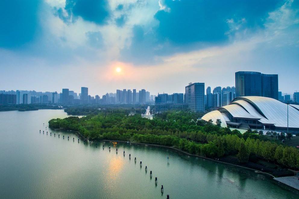 """安徽一免费的人工湖,人称合肥""""小北海"""",却因""""悲剧""""被人熟知"""