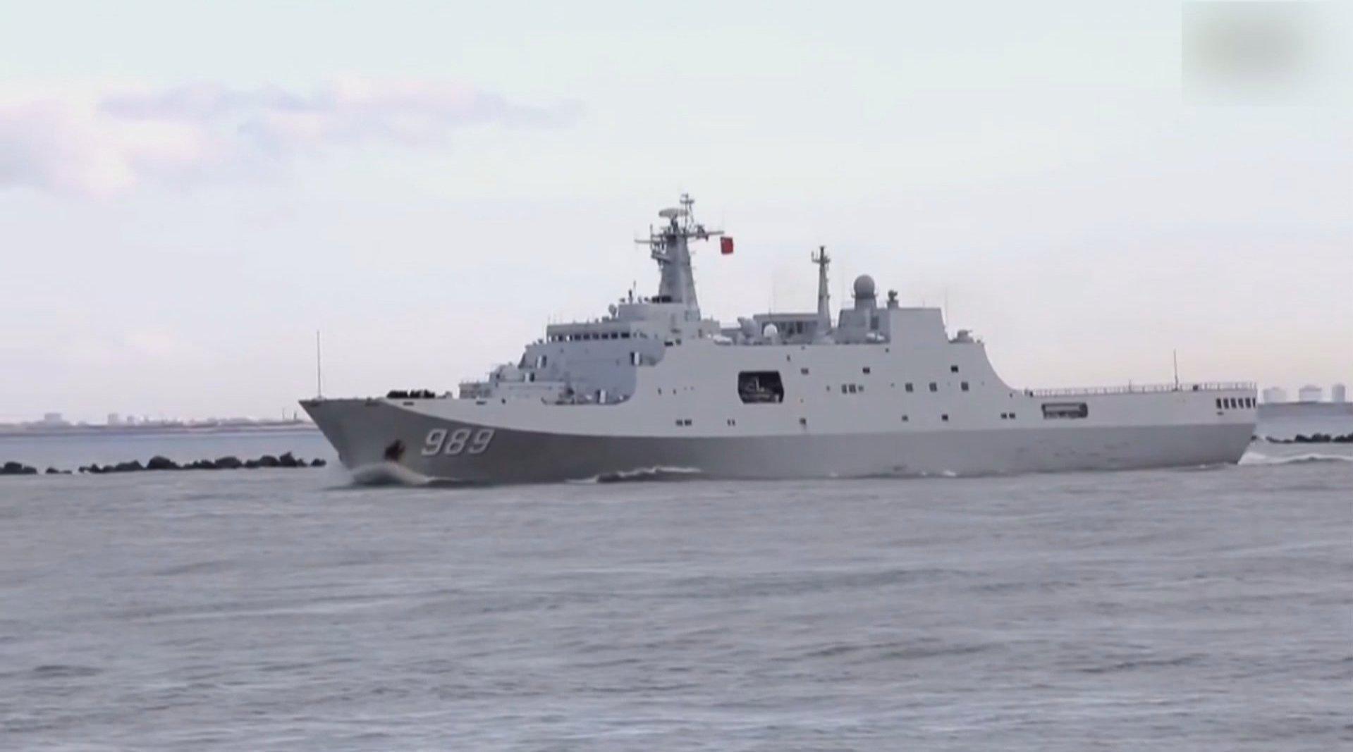 管姚:埃斯珀大谈打造未来海军 有几重目的?