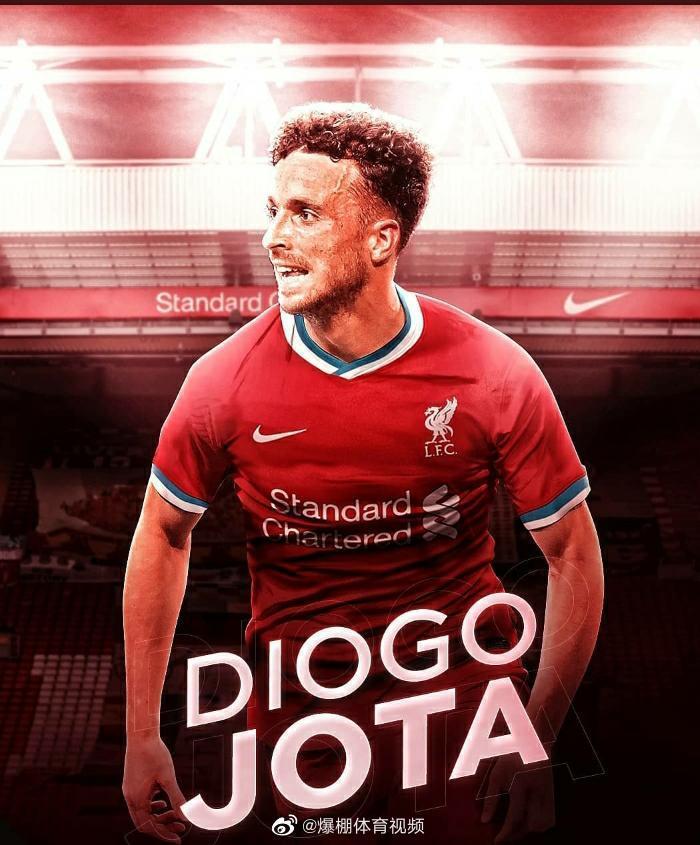 利物浦已经同意以4500万镑签下狼队前锋迪奥戈·若塔……