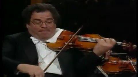 帕尔曼与马友友合奏 / 小泽征尔指挥波士顿交响乐团:德沃夏克《幽默曲》