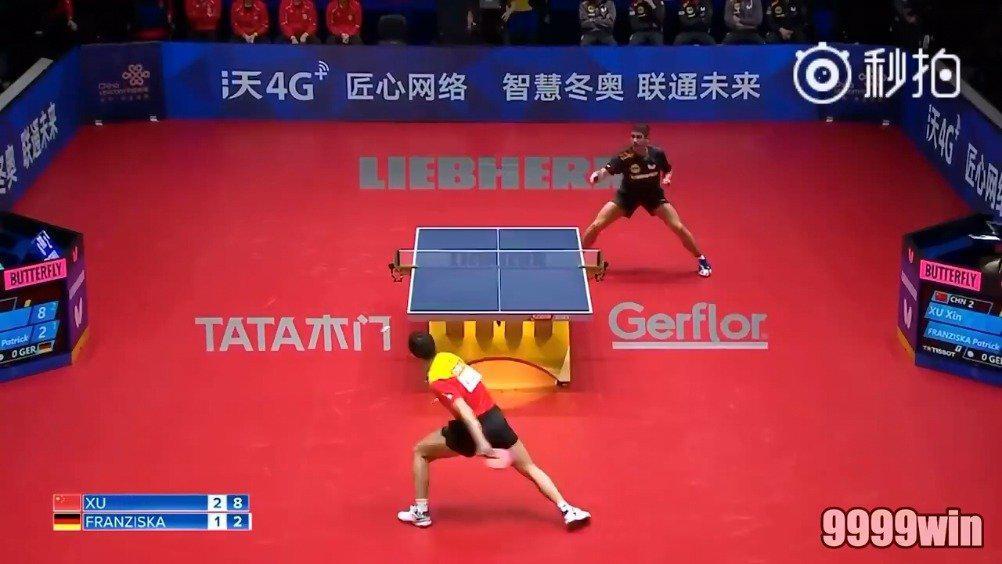 2018世乒赛精彩瞬间回顾下 比如刘诗雯与伊藤美诚的比赛……