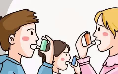 哮喘原因及治疗