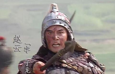 94版《三国演义》赵云,《武装特警》杨智,退圈的杨凡何去何从?