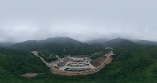 第三界保定旅发大会重点观摩项目——云花溪谷