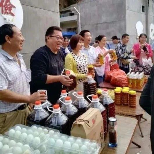 金台文旅局:乡村消费促增收 助力脱贫暖民心