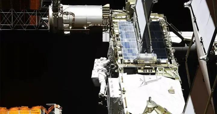俄专家:解决国际空间站液氨泄漏问题可能需宇航员进行太空行走