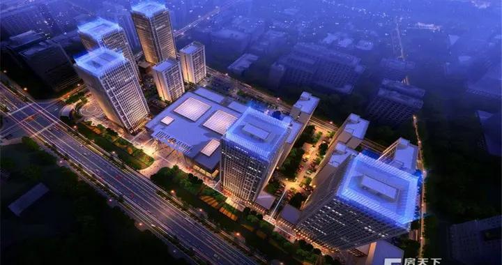2020年9月武汉市关山商圈写字楼市场租赁情况