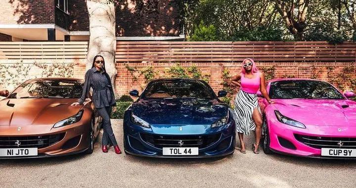 尼日利亚石油大亨送三个女儿每人一辆法拉利跑车,豪言不囤积现金