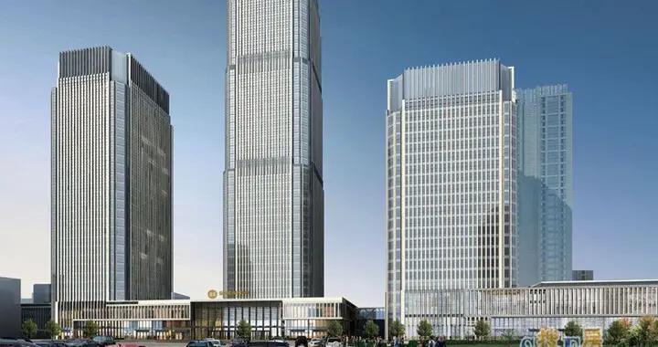 2020年9月天津市万兴街商圈写字楼市场租赁情况