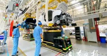 1至8月份新能源汽车拉动规上工业增长0.6个百分点