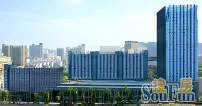 2020年9月杭州市古荡商圈写字楼市场租赁情况
