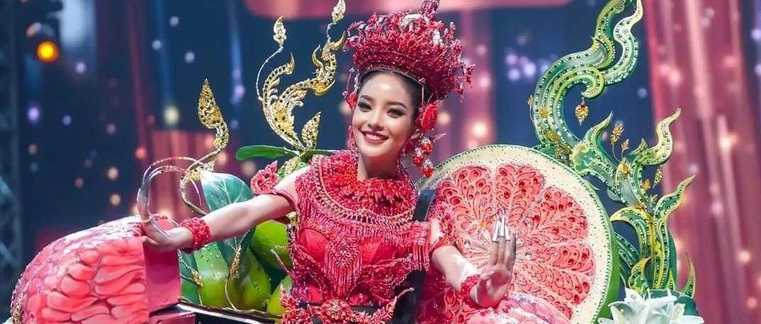 泰国小姐选美比赛,佳丽们的照片看着怎么有点好笑......