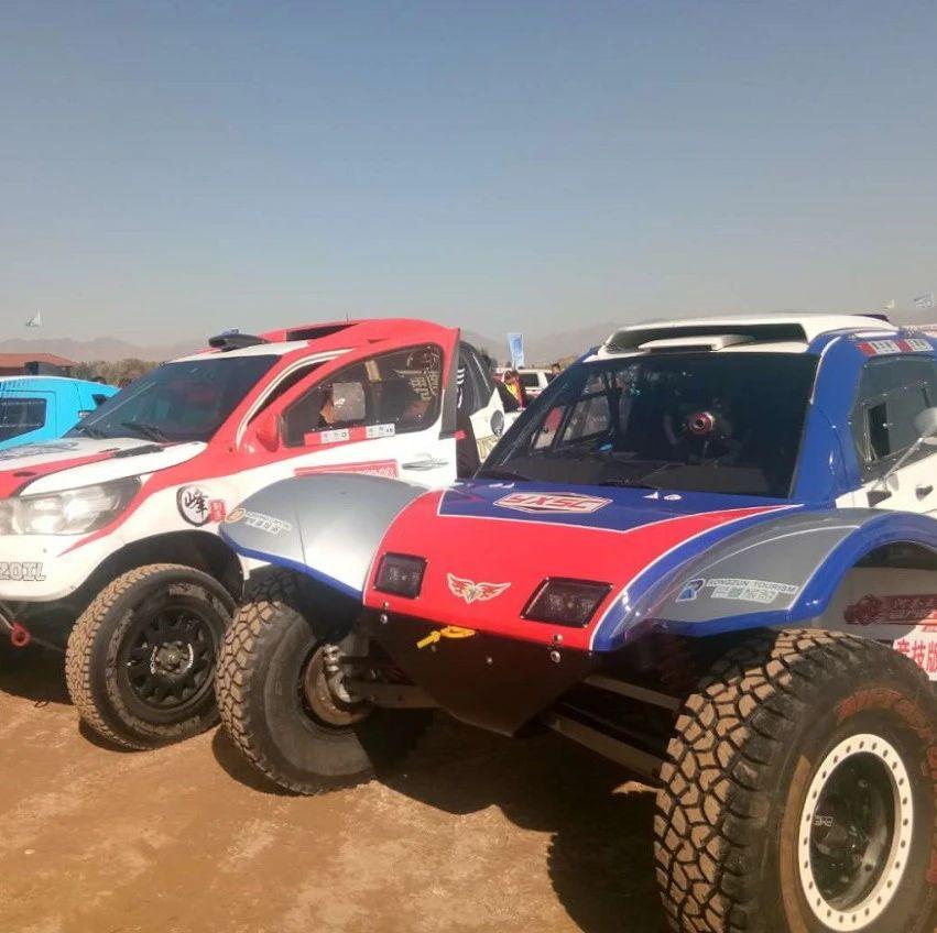 150辆越野车在巴彦淖尔这个地方激情开赛!