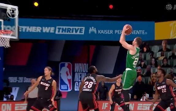 NBA东部决赛上演G3的对抗,0-2落后的凯尔特人急需扳回一城