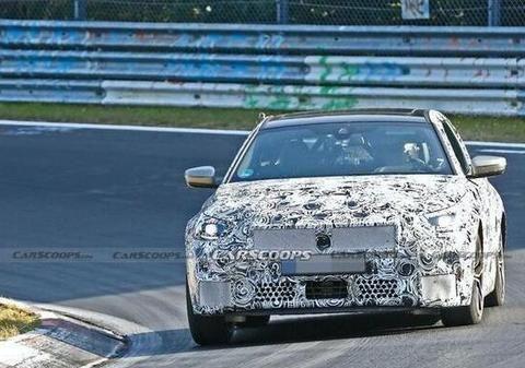 全新宝马2系双门版谍照曝光 新车最快将于年底开售