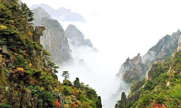 中国最挣钱的山,一年赚80多个亿比黄山多5倍,你知道是谁吗