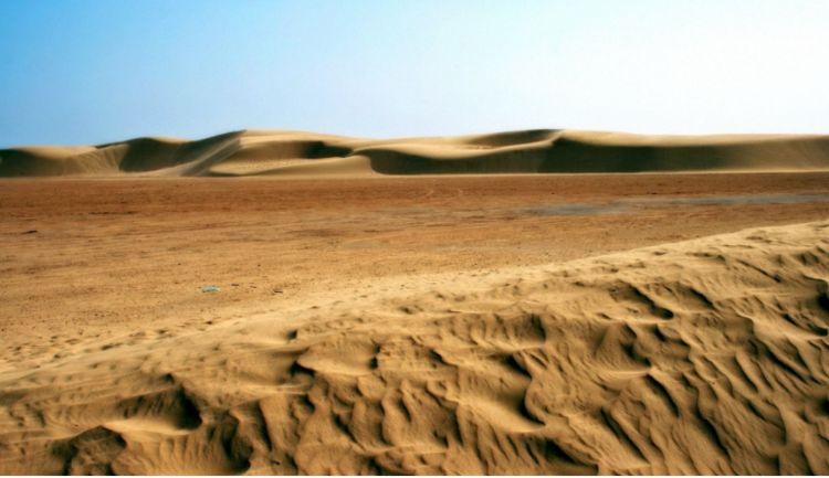 如果把沙漠的沙子都挖走,沙漠底下会有什么东西?真的涨知识了