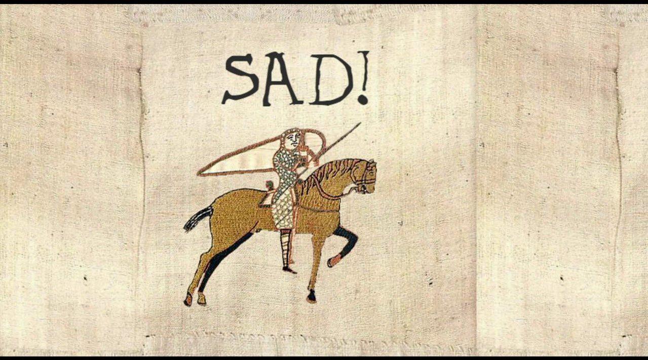 用中世纪曲风演绎说唱歌手XXXTENTACION热门单曲SAD!