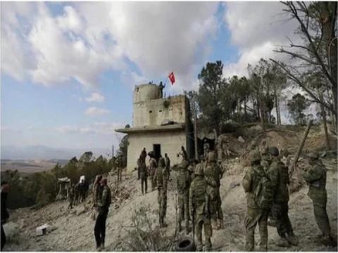 战斗民族的面子也不给,安卡拉拒绝从叙利亚撤离,大战一触即发