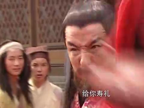 连城诀:狄云跟表妹练剑,被师弟们取笑,这是什么狗屁剑法