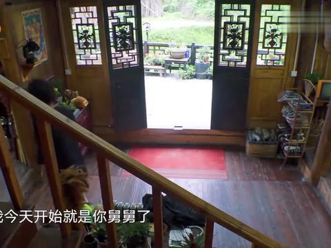 """向往的生活:陈赫自称是张子枫的舅舅""""天霸动霸tua""""又重出江湖"""