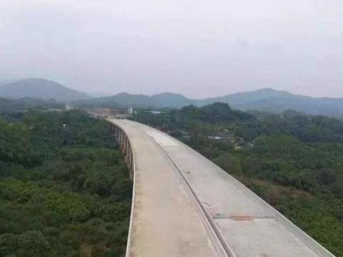 """广东""""最贵""""的高速,长135公里却耗资148亿,一公里造价超1亿"""