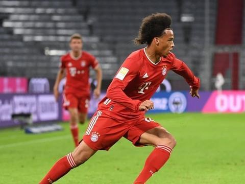 拜仁8球大胜,萨内的新赛季,从助攻开始!