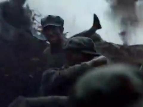 八万红军对战五十万敌军,浴血奋战七天七夜血流成河,振奋人心