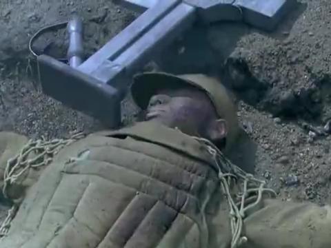 狐影:钻山虎牺牲描绘本丢失,但是一男子送来高炮位置图