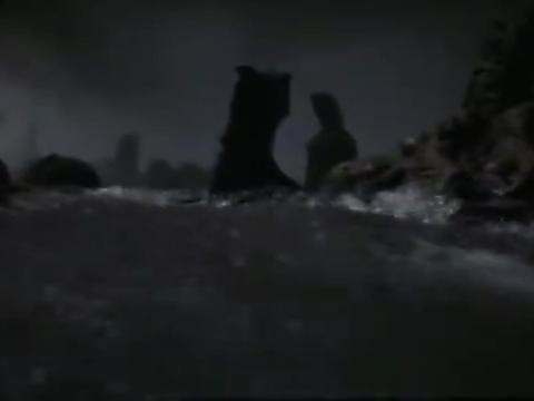迪迦奥特曼:崛井与新城被困大海,亲眼目睹黑暗的支配者降临!