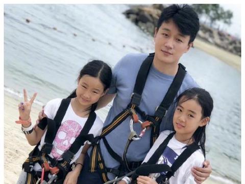 """有种""""绝美""""叫佟大为女儿,12岁撞脸王祖贤,一代美人又重现了"""