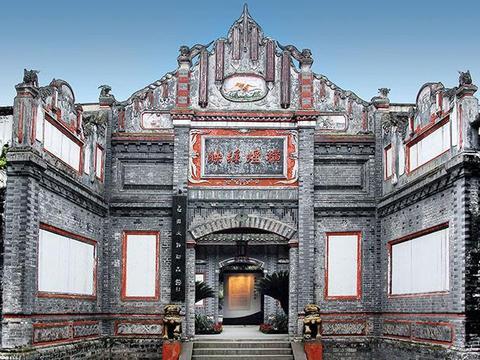"""四川""""最值得""""去的园林,人称巴蜀""""小故宫"""",距成都市50公里"""