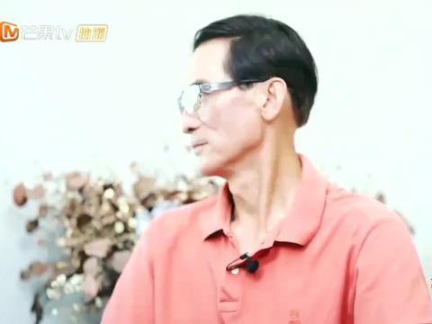 爸爸喝多乱说话,陈若仪急忙上前捂嘴,林志颖的表情亮了
