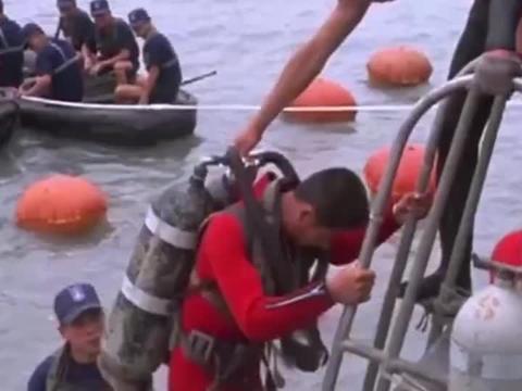 韩国渔民曾发现中国古沉船,出土重达28吨中国铜钱,获1百万奖金