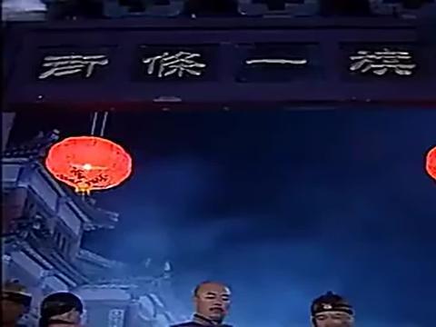 布衣天子:和珅游说乾隆炸大堤拟圣旨,成功后心里甚得意