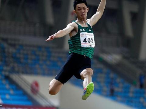 王嘉男跳远8米36超越日本排世界第一,日网友:日锦赛将双倍返还