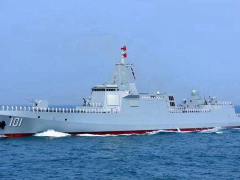 印度加尔各答被称亚洲最强驱逐舰,战力难道比055型大驱还要强?