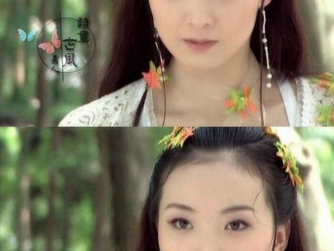 惊艳了时光的古装美人,朱琳朱茵王艳许晴蒋勤勤,你最喜欢谁?